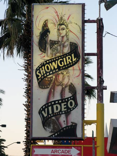 Showgirl Video