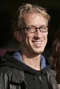 Andy Dick slipped into Onyx Theatre to help with <em>Your New Best Friends.</em>