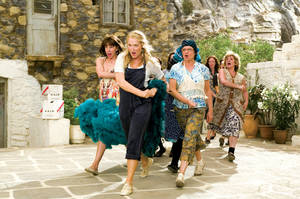 "The film version of <em>Mamma Mia!""</em> opens this weekend, and the musical version continues to hum along at Mandalay Bay."