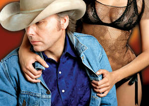 Dwight Yoakum (foreground), scheduled for Nov. 22.