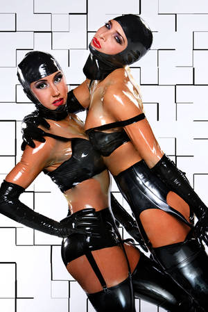 Girls in Rubber