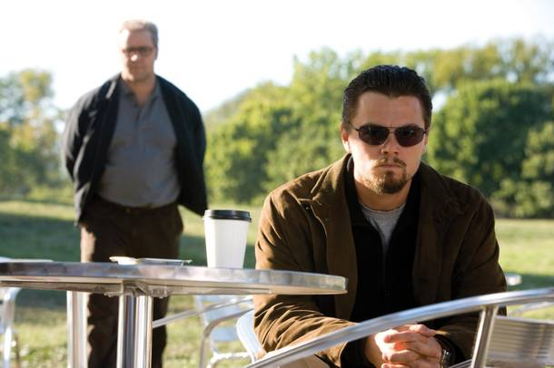 Ridley Scott, Russell Crowe and Leo - if Body of Lies isn't Oscar bait, what is?
