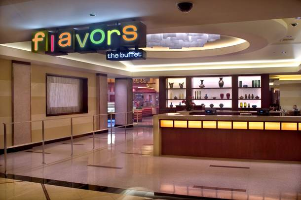 Flavors, The Buffet at Harrah's