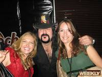 Vinnie Paul book sigining @ Hard Rock Cafe