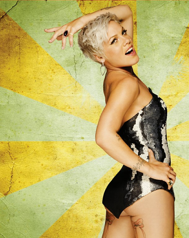 Pink will play at her ex-husband Carey Hart's Vegas club, Wasted Space.