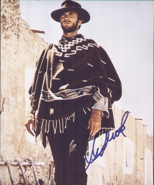 A Fistful of Dollars (1964).