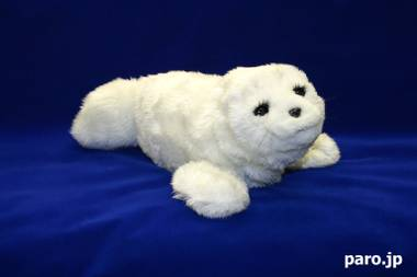 Cute and cuddly, this $6,000 learning robot does everything a real seal would do, except eat live fish and smell like moldy sea water.