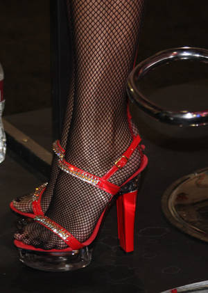 Highstepping at AVN
