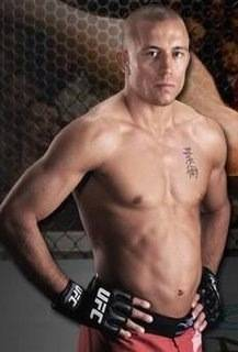 Georges St. Pierre.