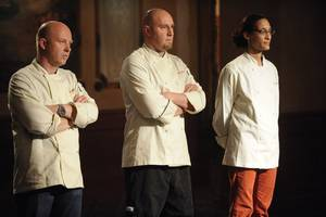 The final three were charged with serving up their best in the finale of <em>Top Chef: New York</em>, but did they deliver?