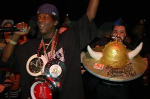 Flavor Flav's 50th Birthday @Jet