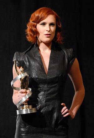 Rumer Willis.
