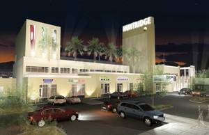 Aptus Architecture's reimagined Huntridge Theatre.