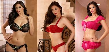 Tera Patrick in Mistress Couture.