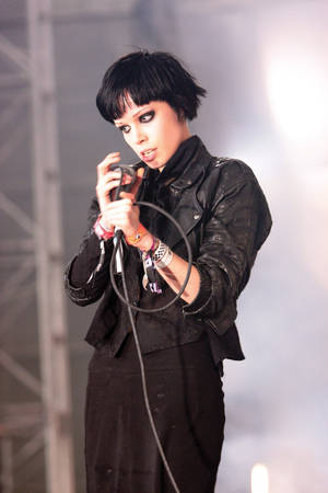 Crystal Castles' Alice Glass