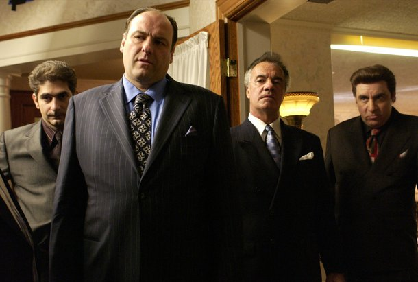 Long live the The Sopranos.