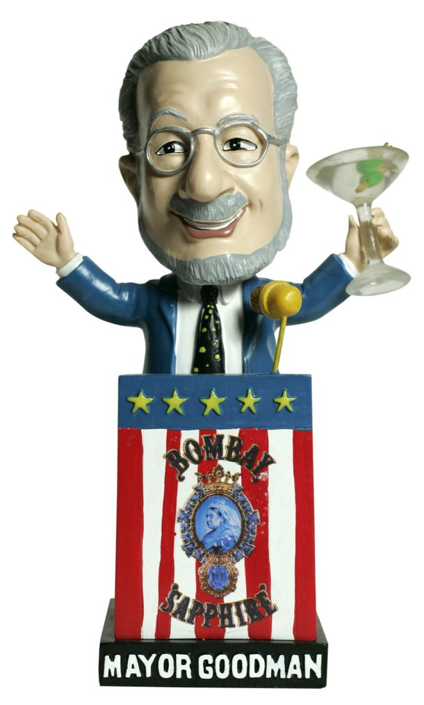 Best Politician: Oscar Goodman