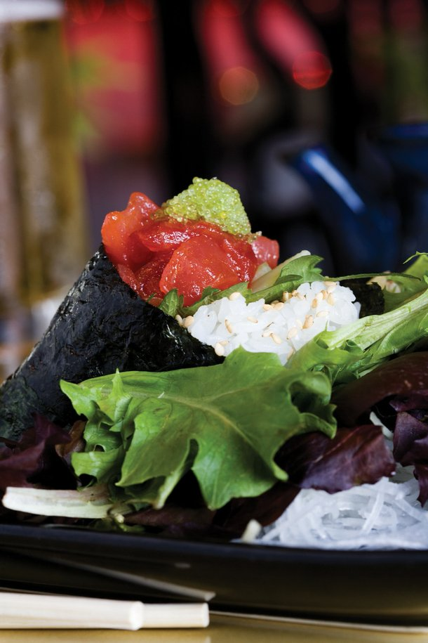 Best Spicy Tuna Handroll: The Ka