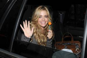 Celebrities like Denise Richards also enjoy chew toys and hanging their heads out of a car window.