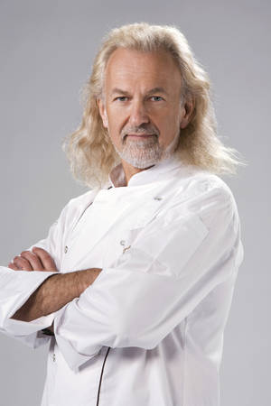 Hubert Keller of Fleur de Lys and Burger Bar is one of 24 elite chefs competing on Bravo's <em>Top Chef Masters</em>.