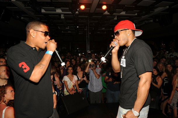 Brothers City Spud and Nelly perform at Jet.
