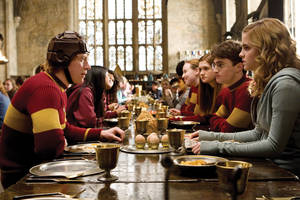 <em>Half-Blood Prince</em> is by far the funniest of the Harry Potter movies and the screenwriting and directing team will stick around for the final two flicks.