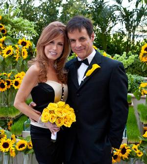 Tracey Bregman and Christian LeBlanc.