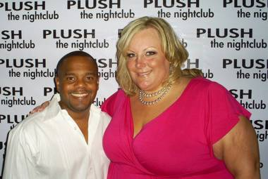 Jacob Palmer and Katie Finn, co-founders of Plush Nightclub.