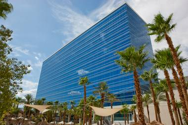 The new Paradise Tower at the Hard Rock Hotel