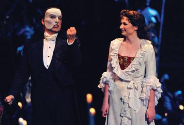 Phantom: The Las Vegas Spectacular plays nightly at the Venetian.
