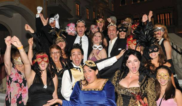 Phans of Phantom convened at the Venetian for the first-ever convention centered on the Broadway play and its shorter Vegas version.