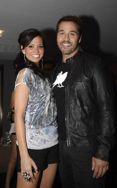 Melissa Rycroft and Jeremy Piven.