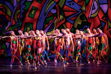 Jungle choreographed by Nevada Ballet Theatre's Artistic Director James Canfield.