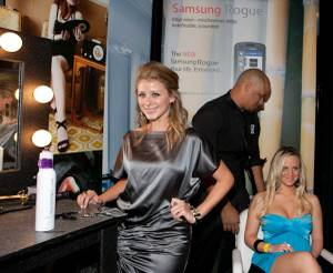 Lo Bosworth for Samsung Rogue @Jet