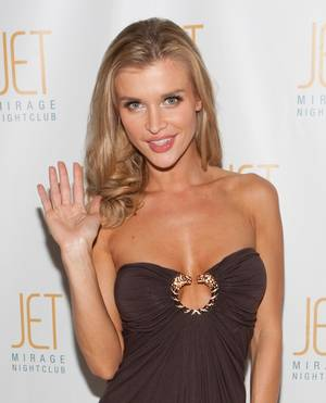 Joanna Krupa at Jet in The Mirage on Nov. 6, 2009.
