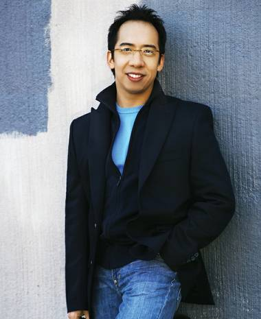 Pianist Joel Fan