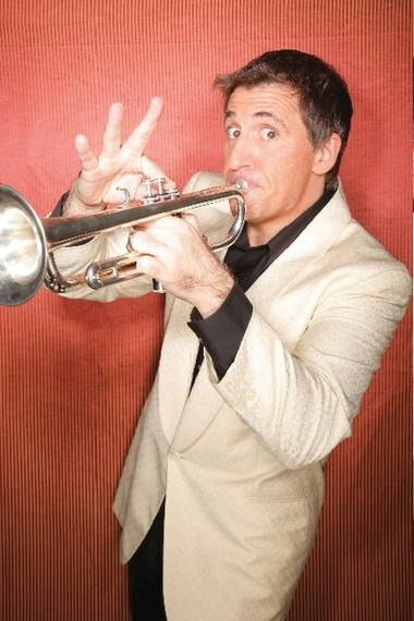 Louis Prima Jr. and other entertainers will be honoring former Las Vegas Sun entertainment writer Jerry Fink.