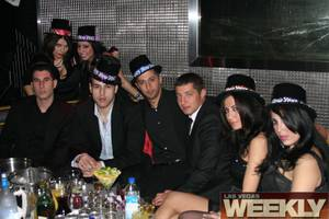 NYE 2010 @ The Palms