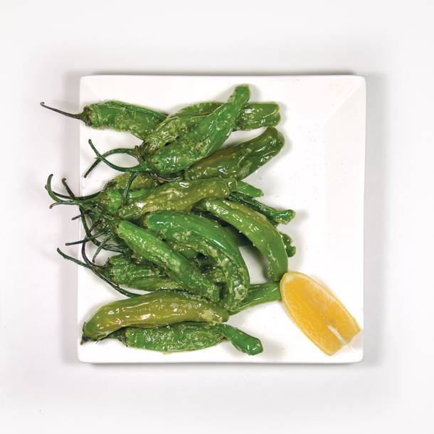 #37: Padrón peppers