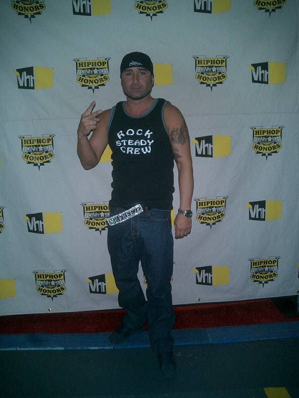 Mr. Freeze at the VH1 Hip-hop Honors.