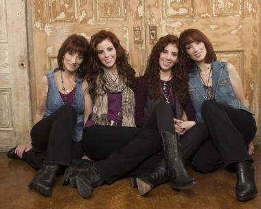 Local country group MJ2 is comprised of two sets of twins, all related.