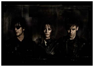 Black Rebel Motorcycle Club rides back into town Sunday at Wasted Space.