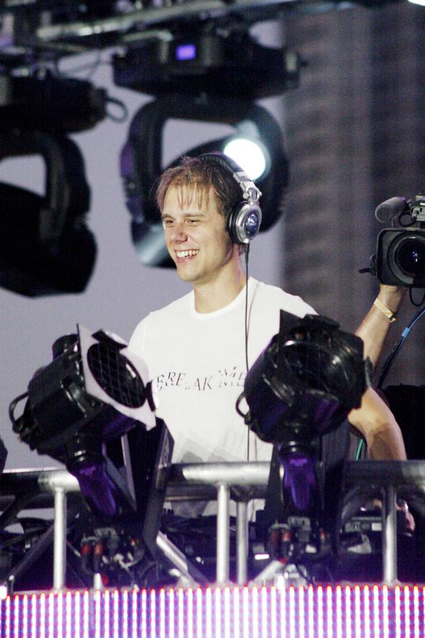 Armin van Buuren at Ultra 2010 in Miami