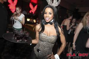 Shanna Moakler's birthday @ Playboy Club