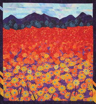 "Cowie's ""Field of Sunflowers"""