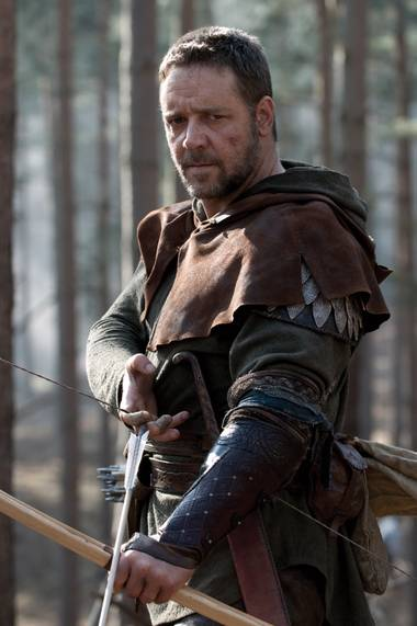 It's a critic on critic battle over Russell Crowe's latest.