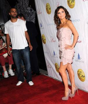 Red Carpet: Tony Parker's 28th Birthday
