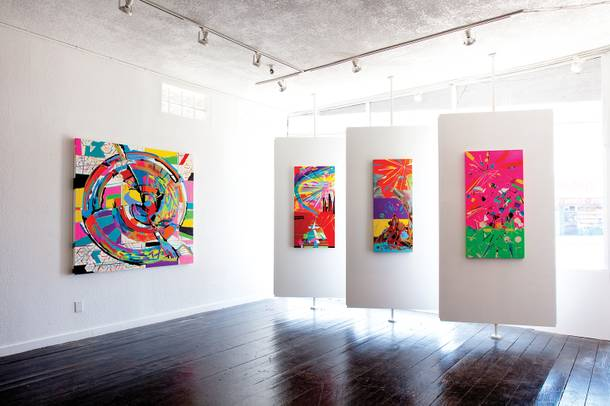 Trifecta Gallery