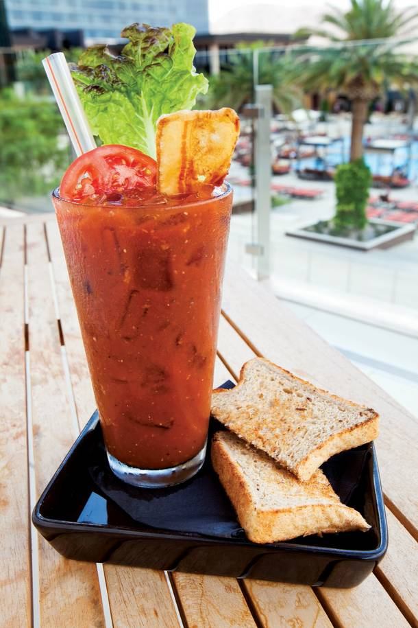 Hash House A Go-Go's bloody mary