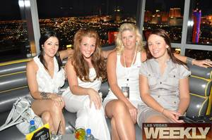 Vegas Young Professionals mixer @ Moon
